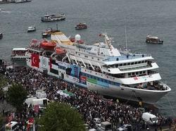 Tarihe Not Düştü Mavi Marmara...