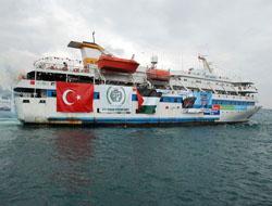 İsrail, Mavi Marmara Kaptanını İfadeye Çağırdı