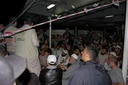 Mavi Marmara Gemisinde Gazze Gecesi