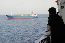 Gemiler Yola Çıkmaya Hazırlanıyor