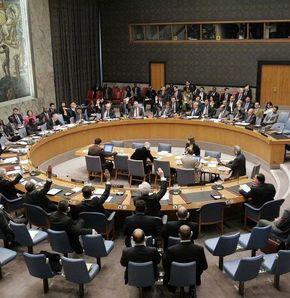 Ahmet Davutoğlu, BM'de Sert Konuştu