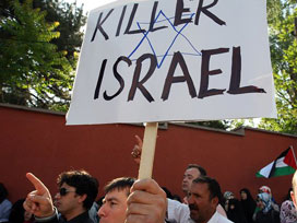 Uluslararası Camiadan İsrail'e Sert Tepki