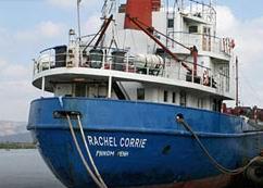 Rachel Corrie Gemisini de Durduracaklar