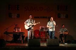 Almanya'da Mültecilerle Dayanışma Konseri