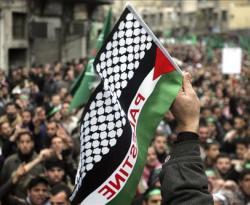 İsrail Elçiliği Önünde Protesto