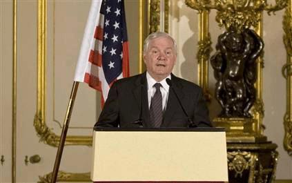 Gates: Askerin Kalması Irak Yönetimine Bağlı