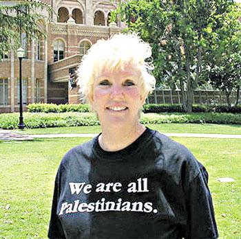 Greta Berlin: Tek Terörist İsrail