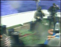 Siyonistlerden İran Yardım Gemilerine Tehdit!