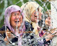 Dünya, Kırgızistandaki Çığlığı Duymuyor
