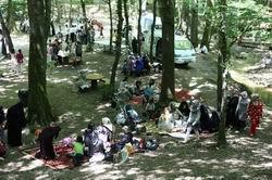 Mülteciler Piknikte Buluştu