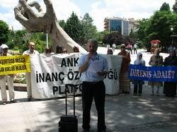 Ankara'da 229. Başörtüsü Eylemi