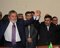 BM, İran Konusunda Brezilyayı Pes Ettirdi