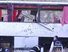 İstanbulda Askeri Otobüse Saldırıyı TAK Üstlendi