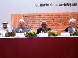 Müslüman Alimler İstanbulda Buluşuyor
