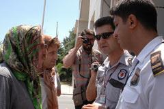 Mersin'de Başörtüsü Yasağına İlginç Protesto