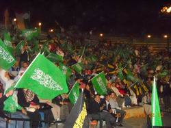 İzmirde Gazze Şehidlerini Anma Gecesi