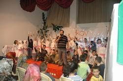 İLKAV Çocuk Kulubü Yılsonu Etkinliği Yapıldı