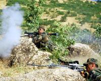 Tuncelide 3 Asker Hayatını Kaybetti