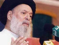 Muhammed H. Fadlullah Vefat Etti