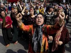Kaşgar'daki Olaylarda Ölü Sayısı 14'e Yükseldi