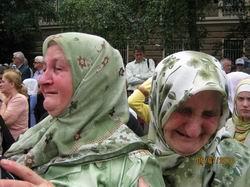 Srebrenitza Kurbanları Defnedildi