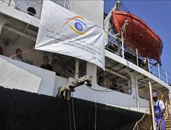 İsrail Libya Gemisine Operasyona Hazırlanıyor