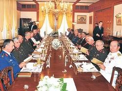 Balyozcu Generallere Ya İhraç Ya Emeklilik
