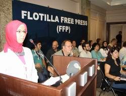 Mavi Marmara Gazetecileri Bir Araya Geldi