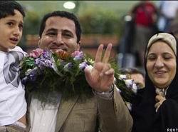 Kaçırıldım Diyen İranlı Uzman Ülkesine Döndü