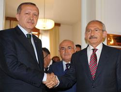 Erdoğan - Kılıçdaroğlu Görüşmesi Gerçekleşti