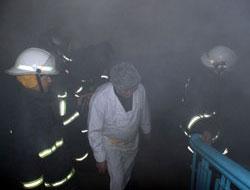 Süleymaniyede Otel Yangını: 40 Ölü