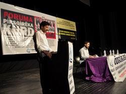 Kürt Forumu 'Barış' Temennisiyle Başladı