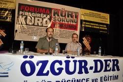 Kürt Forumu'nda İkinci Oturum Sona Erdi