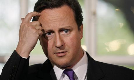 """Cameron'ın """"Gazze Hapishanesi""""ne Siyonist Tepki"""