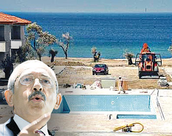 """Gandi"" Kemal Bey'in Villaları"