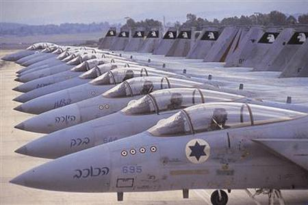 İsrailin İranı Vurma Planı Hazır!