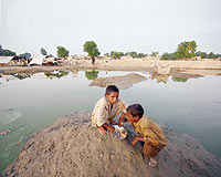 Pakistanda Yeni Tehdit Kolera