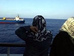 Meryem Adlı Gemi Gazze Yolunda...