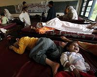 Pakistanda Sağlık Sistemi Çöktü