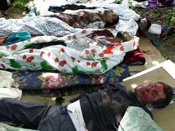 Kırgızistanda Müslüman Özbek Katliamı