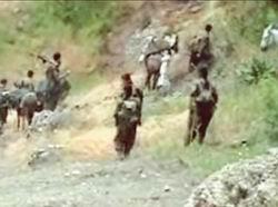 PKKlıların Cesetleri Bilerek Bırakılmış