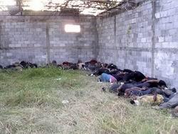 Meksikadaki 72 Ceset Kaçak Göçmenlerin
