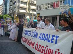 İzmirden Kılıçdaroğluna Protestolu Çağrı