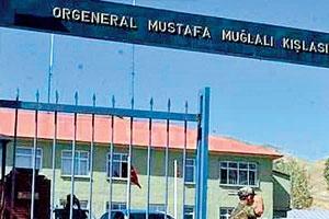 Org. Mustafa Muğlalı Adı Kışladan Siliniyor!