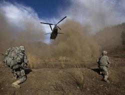 Afganistanda 6 ABD Askeri Öldü