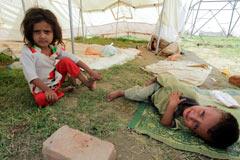Pakistanda Açlıktan Ölümler Başladı