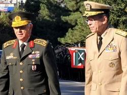 ABD Genelkurmay Başkanı Türkiyede
