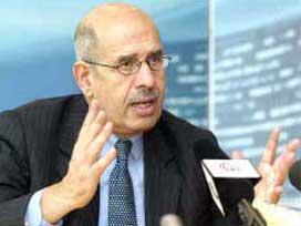 Baradey'den Seçimleri Boykot Çağrısı