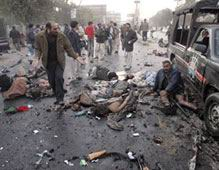 Pakistanda Bombalı Saldırı: 40 Ölü