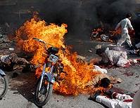 Özgür-Der, Pakistan'daki Vahşeti Lanetledi!